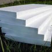 Пенопласт, пенополистирол листовой фото