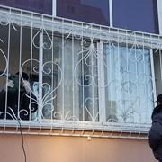 Решетки на окна, балконы и лоджии фото