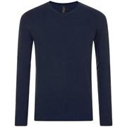 Пуловер мужской GLORY MEN темно-синий, размер XXL фото