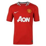 Manchester United Home 2011-2012. NIKE. ORIGINAL фото
