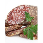 Колбаса сыровяленая фото