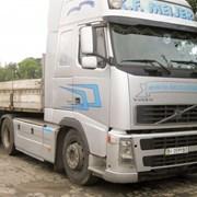 Аренда длинномера Volvo 20 тонн фото