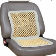 Накидки на автомобильные сиденья, шариковый массажер CLASSIC бежевый, AUTOVIRAZH, AV-010258 фото