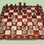 Шахматы Консул фото
