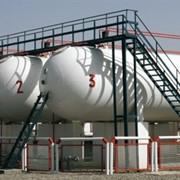 Газ природный сниженный фото