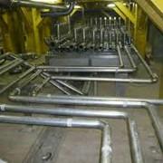 Монтаж трубопроводов пара фото