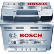 Аккумуляторы Bosch S5 Silver Plus фото