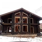 Индивидуальный жилой дом Д-12 фото