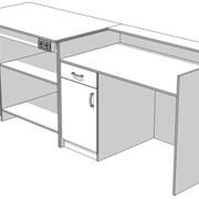 СХФ-1 Стол демонстрационный для кабинета физики фото