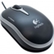Мышь Logitech NX50 Notebook Laser Mouse (OEM) USB 3 bt фото