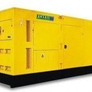 Дизельный генератор AKSA AD - 490 (в кожухе) фото