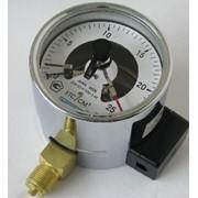 Манометр электроконтактный ДМ 02-V фото