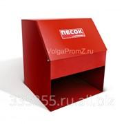 Ящик для песка фото