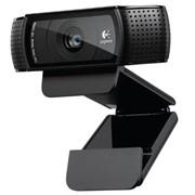 Вебкамеры Logitech WebCam HD C920 Pro USB black фото