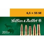 Патроны для нарезного оружия S&B (6,5 x 55)(SP-2928)(140grs)(9,1г.) #V330512 фото