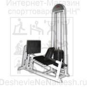 Грузоблочный тренажер ТГ-032 Тренажёр для жима ногами горизонтально фото