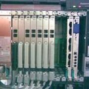 """Установка мини AТС Panasonic КХ-TDA 600 в 19"""" стойке фото"""