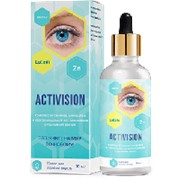 ActiVision (Активизон) - капли для улучшения зрения фото