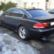 Аренда легковых автомобилей BMW фото