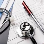 Обязательное медицинское страхование фото