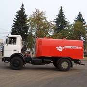 Аренда илососа КО-510 К 8м фото