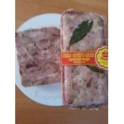 Рецепты из свиной головы с пошаговым фото