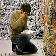 Проектирование локальных сетей (СКС, фото