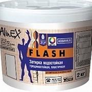 Затирка для швов плитки Flash белая, 5 кг фото