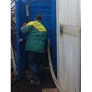 Обслуживание биотуалетов Алматы фото