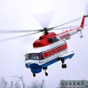 Вертолёт пассажирский Ми-14 фото