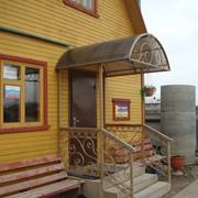 Рубим срубы домов, бань фото