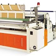 Автоматическая линия для производству туалетной бумаги фото