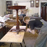 Реставрация антикварной мебели фото
