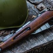 Холостая Снайперская Винтовка Мосина –СВМ. Подарок каждому Покупателю. фото