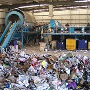 Мини завод по переработке мусора фото