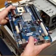 Ремонт компьютеров, заправка картриджей фото