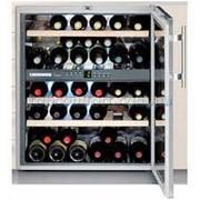 Встраиваемые винные шкафы фото