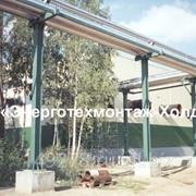 Монтаж электросилового оборудования фото