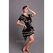 Блуза латина Fenist Вихрь БЛ-326 фото