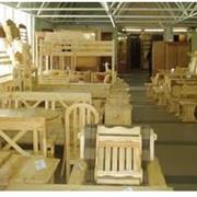 Мебель из массива сосны. фото