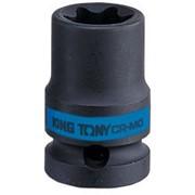 "Головка торцевая ударная TORX Е-стандарт 1/2"", E10, L = 38 мм KING TONY 457510M фото"