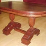 Изделия столярные из красного дерева фото