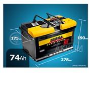 Батарея Berga Basic-block 74Ah обратная полярность фото