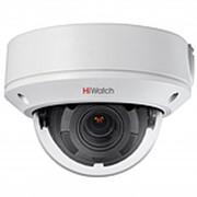 HiWatch DS-I458 4Мп уличная купольная IP-камера с EXIR-подсветкой до 30м. Вариообъектив 2.8-12мм