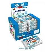 Печенье Bebi БЕБИКИ классическое 45г (20шт/уп) фото