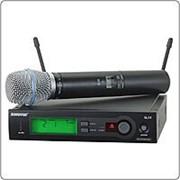 Радиомикрофон Shure SLX24/BETA58 фото
