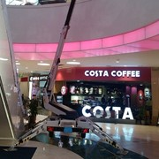 Услуги автовышки (кобра) 12 метров фото