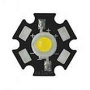 Светодиод мощный 3WR 3.6V 200-220LM 6500-7000K фото