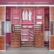 Комнаты гардеробные фото