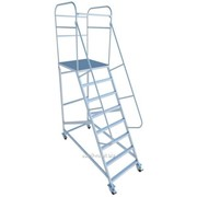Лестница с площадкой ЛСА-1,7 фото